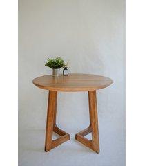 okrągły stół dębowy willy