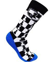 medias/calcetines uou socks casuales ajedrez envío gratuito.
