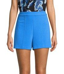 hera high-rise seamed shorts