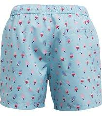 björn borg zwembroek loose shorts -gelato iced aqua