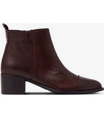 boots biacarol leather boot