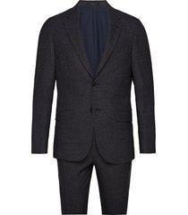 tyler slim, suit set pak grijs bruun & stengade
