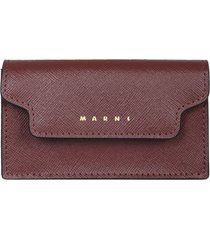 marni square wallet with flap