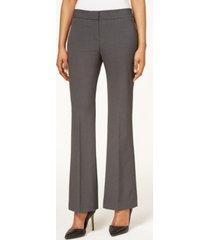 nine west flare-leg trousers
