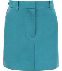 calvin klein mini skirt