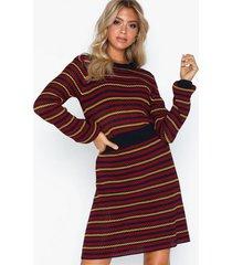 morris colette knit skirt midikjolar