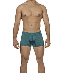 ropa interior hombre boxer clever mistic green-green