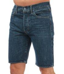 mens 501 hemmed shorts