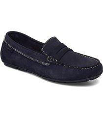 karina 1b loafers låga skor svart marc o'polo