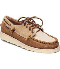 cayuga båtskor skor brun sebago
