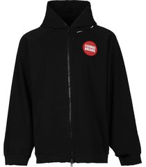 teenage dreams hoodie black