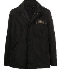 belstaff weekender water-repellent jacket - black