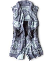 canyon lands sweater vest