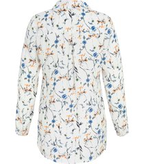 blouse van emilia lay wit