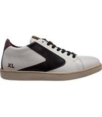 scarpe sneakers uomo in pelle tournament xl