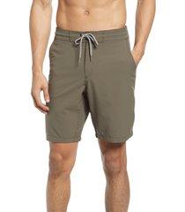men's anetik analog tech shorts, size 30 - green