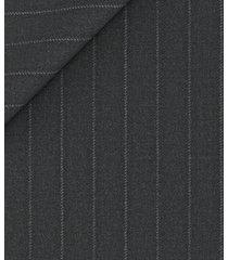 blazer da uomo su misura, carlo barbera, assoluto grigio gessato, quattro stagioni | lanieri