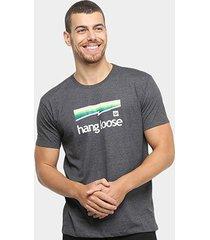 camiseta hang loose silk colorbow masculina