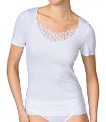calida feminin sense short-sleeve top * gratis verzending *