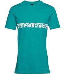 t-shirt rn t-shirts short-sleeved grön boss