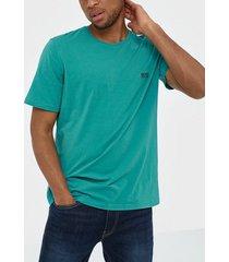 boss mix&match t-shirt r t-shirts & linnen aqua