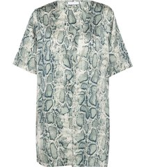 daline 11 kimonos grön ze-ze