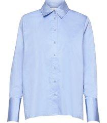vexiw shirt overhemd met lange mouwen blauw inwear