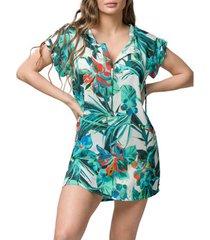 korte jurk luna lily splendida kort strandjurkje