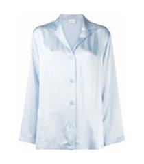 la perla pijama 2 peças - azul