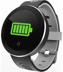 q8pro reloj inteligente en tiempo real monitor de ritmo cardíaco podóm
