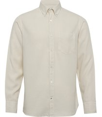 levon shirt 5029 overhemd casual crème nn07