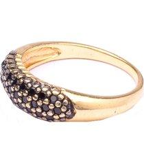 anel boca santa semijoias aparador português preto ouro amarelo