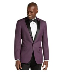 jos. a. bank tailored fit herringbone formal dinner jacket, by jos. a. bank