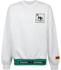 heron preston sweatshirt os herons ns tape