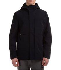 outerwear jacket blouson hood