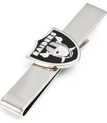 men's cufflinks, inc. oakland raiders tie bar