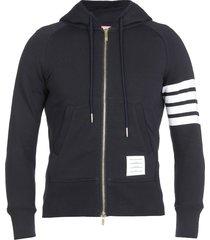 thom browne 4 bar hoodie