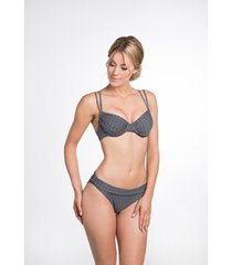 bomain ladies wire bikini fine dot 23909-200