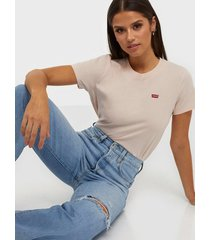 levis perfect tee peach blush t-shirts