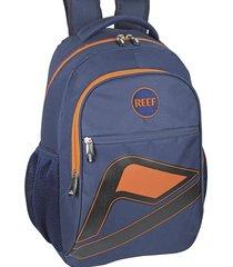 mochila azul reef 18