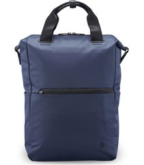 men's vessel skyline hybrid tote bag - blue