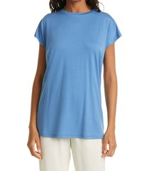 eileen fisher tunic t-shirt, size small in coast at nordstrom