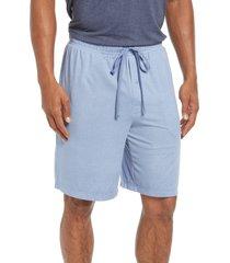 men's emerson road jam pajama shorts, size small - blue