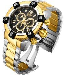 reloj invicta 15825_out acero dorado acero inoxidable