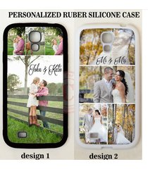 love couple photo collage customize phone case for samsung galaxy s8 s7 note 8 5
