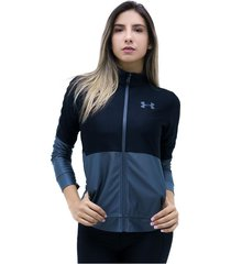 buzos negro under armour buzo prototype full zip boys
