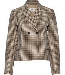 kelly blazer blazers casual blazers beige blanche