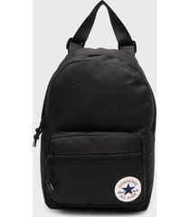 mochila  go lo backpack negro converse