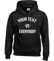 detroit custom vs everybody shady eminem big sean royce 59 pull over hoodie