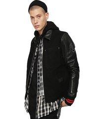 chaqueta j yuki jacket negro diesel